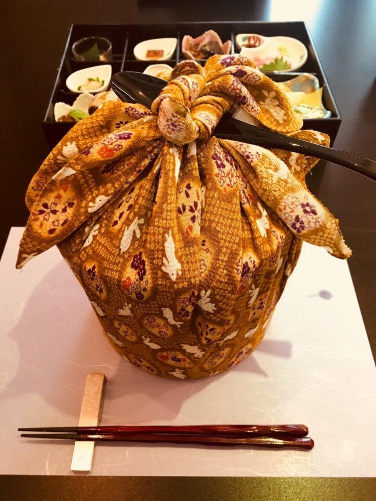 【鳥蔵別邸東屋  @善光寺】完全個室でお宮参りや誕生祝にも!/長野市子連れランチシリーズ