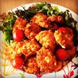 小麦粉・片栗粉なし!簡単♪糖質制限鶏むね豆腐ナゲット&おからパウダーの作り方も!