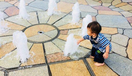 【科野ふれあい公園@千曲市】穴場の水遊び公園に行ってきた/長野子連れブログ