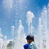 【南長野運動公園@噴水】2018年水遊び広場スケジュール・持ち物・注意事項/長野市子連れ公園シリーズ