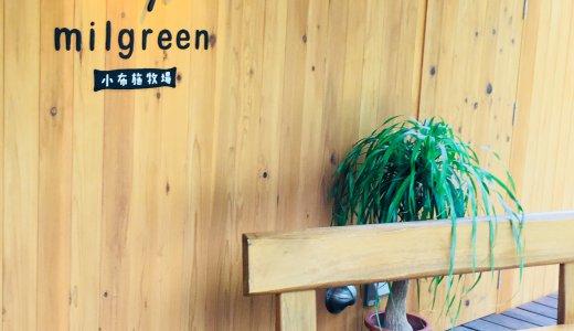 【ミルグリーン@小布施】牧場ジェラート&ハンモック遊び/長野子連れランチシリーズ