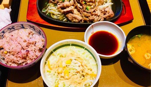 【やよい軒@稲里】新店オープン!子連れで定食屋さんに行ってきた/長野子連れブログ