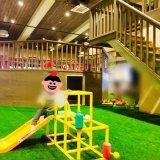 【Hiroba@川中島】最新子連れスポット♪遊び場&飲食店の複合施設がオープン/長野子連れブログ