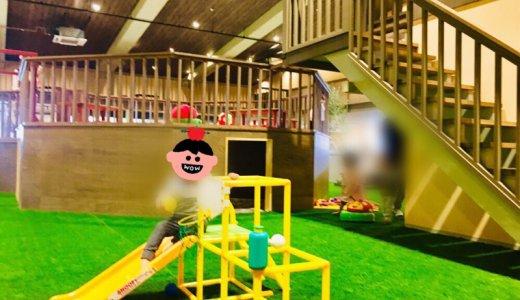【川中島Hiroba】追記あり!最新子連れスポットへ行ってきた♪遊び場&飲食店の複合施設がグランドオープン!対象年齢と注意事項、施設一覧情報を口コミ/長野子連れブログ