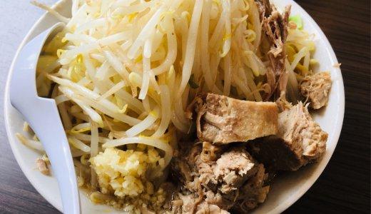 【麺とび六方@長野市】子連れで二郎系ラーメンに初挑戦!長野市に新規オープンしたラーメン屋さんに行ってきた/長野市子連れランチ