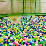 【少年科学センター@善光寺東】超巨大ボールプールに電車操縦体験!幼児でも充分遊べる設備をご紹介/長野市子連れブログ