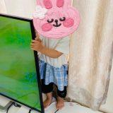 【実験】テレビ台によじ登る1歳児にジャングルジムを買ってみた結果!/白いわんぱくジムレビューブログ